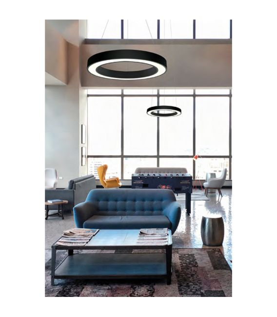 38W LED Pakabinamas šviestuvas APOLLO 4214001