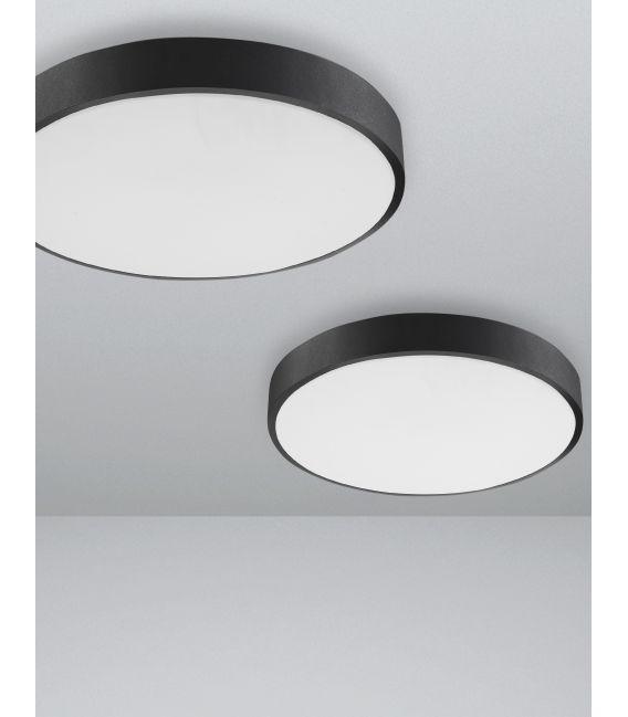 24W LED Lubinis šviestuvas HADON Black 9001531