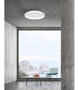50W LED Lubinis šviestuvas ALBI White Ø61 Dimeriuojamas 8105606D