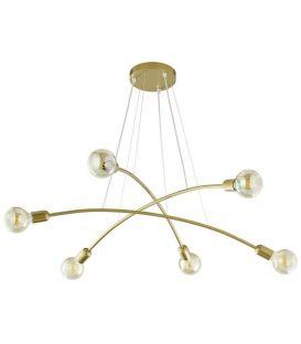Pakabinamas šviestuvas HELIX Gold 2728