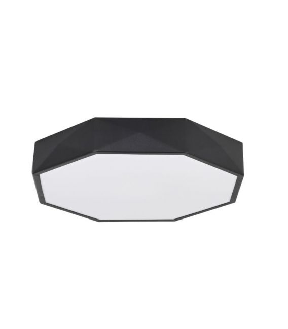 24W LED Lubinis šviestuvas EBEN Black 9001491