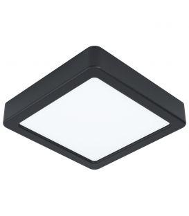10.5W LED Paviršinė panelė FUEVA 5 3000K Black 99243