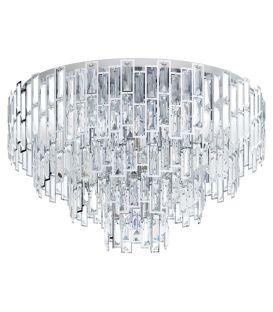 Lubinis šviestuvas CALMEILLES Ø78 Chrome 39625