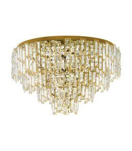Lubinis šviestuvas CALMEILLES Ø78 Brass 39612