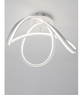 60W LED Lubinis šviestuvas TRUNO White Dimeriuojamas 9104711