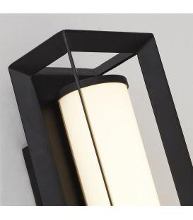 6.5W LED Sieninis šviestuvas CHAPLIN 74301-1BK