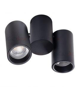 Lubinis šviestuvas BLURRO Black 32952
