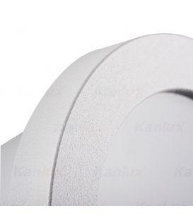 Įmontuojamas šviestuvas FLINI Ø8 IP44 White 33123