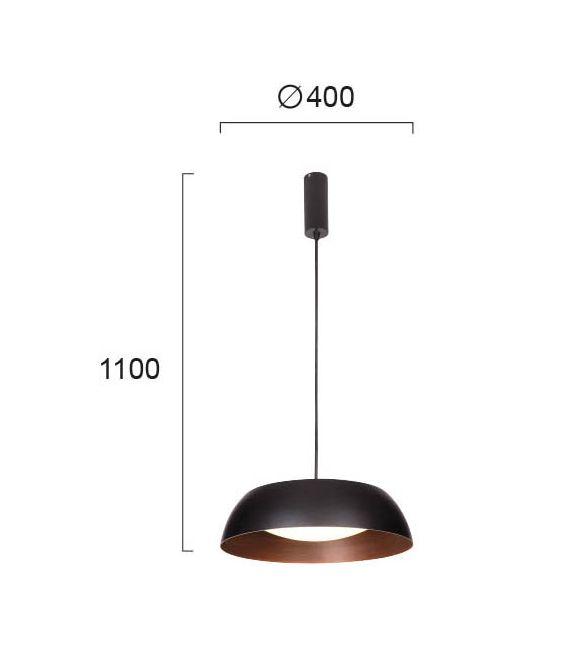 24W LED Pakabinamas šviestuvas CHESTER 4173400