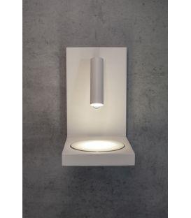 3W LED Sieninis šviestuvas ZANZIBAR White 6750