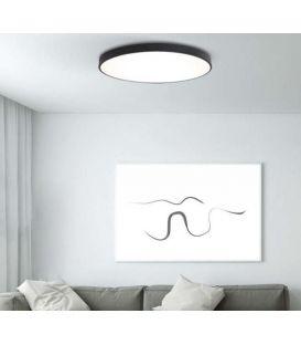 22W LED Lubinis šviestuvas LONDON Black Ø40 3000K Dimeriuojamas P376040NDP