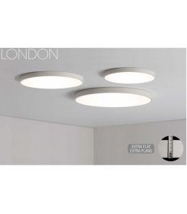 42W LED Lubinis šviestuvas LONDON White Ø60 4000K P376061B