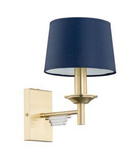 Sieninis šviestuvas FELLINO Gold FEL-K-1(Z/A)