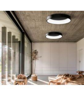 27W LED Lubinis šviestuvas DILGA Black Ø45 P345010N