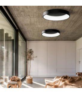 48W LED Lubinis šviestuvas DILGA Black Ø60 P345020N