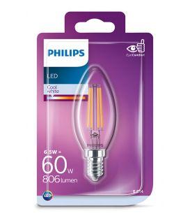 6.5W LED LEMPA E14 4000K 8718699648442