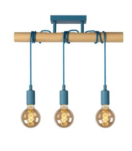 Pakabinamas šviestuvas POLA 3 Blue 08127/03/35