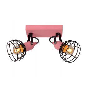 Lubinis šviestuvas POLA 2 Pink 08927/02/66