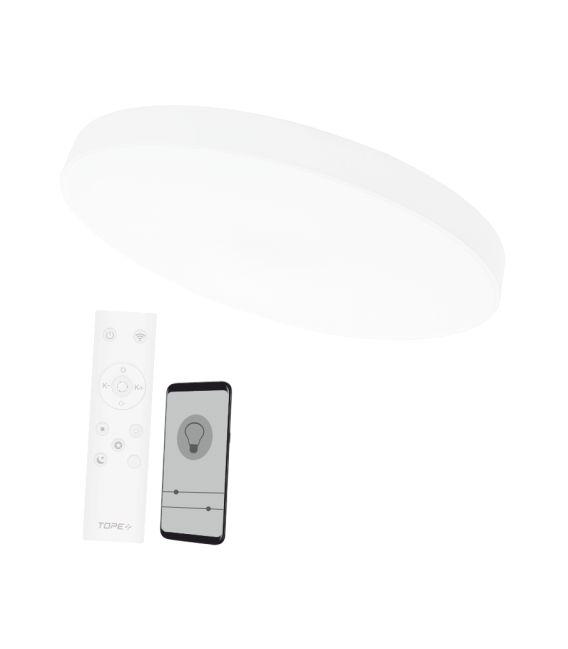72W LED Lubinis šviestuvas BOSTON Ø45 White Dimeriuojamas 6004000082