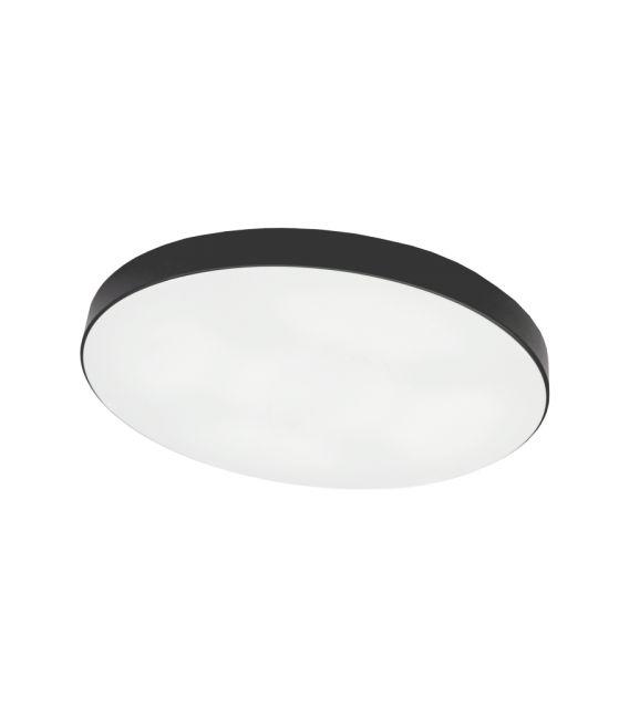 120W LED Lubinis šviestuvas BOSTON Ø80 Black Dimeriuojamas 6004000086