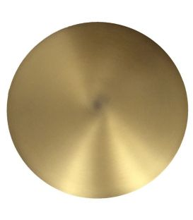 16W LED Sieninis šviestuvas VARALI Gold Ø45 A381970O