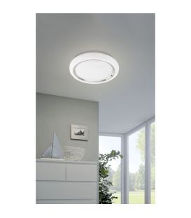 17W LED Lubinis šviestuvas EGLO CONNECT CAPASSO-C Ø34 96686