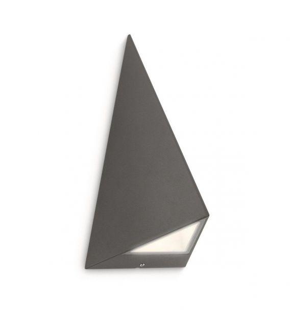 Sieninis šviestuvas HILLS LED IP44 17247/93/16