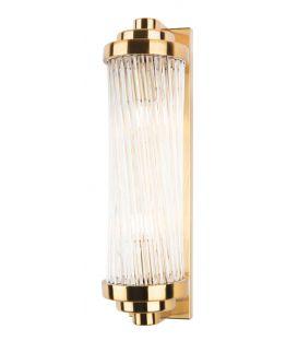 Sieninis šviestuvas MONTREAL Brass W0273