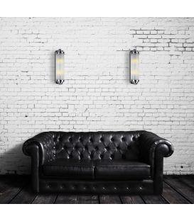 Sieninis šviestuvas FLORENCE Brass W0240