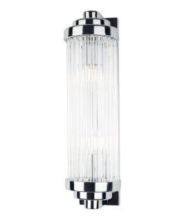 Sieninis šviestuvas MONTREAL Chrome W0272