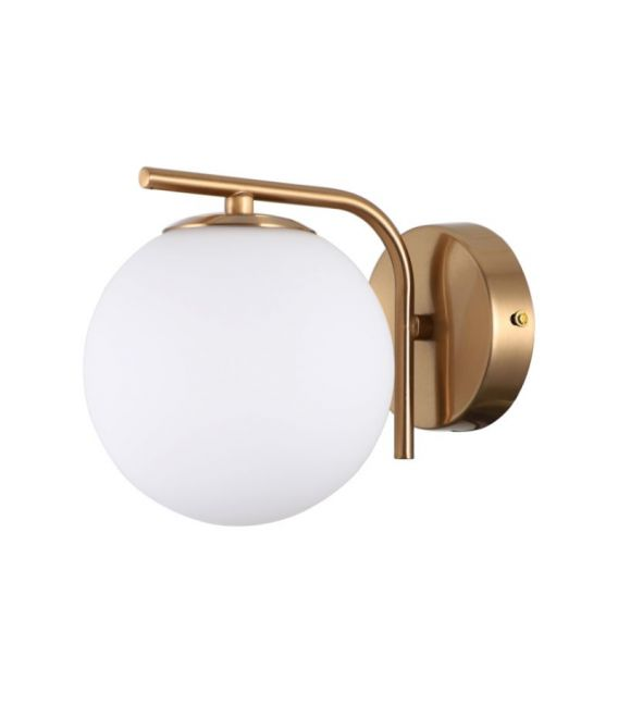 Sieninis šviestuvas RADDI Gold WL-5510-1-HBR