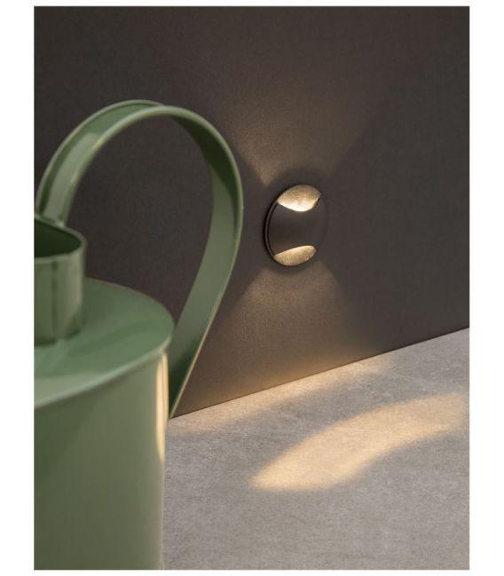 3W LED Įmontuojamas šviestuvas JOYA Black IP65 9944142