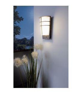 5W LED Šviestuvas su judesio davikliu BREGANZO IP44 96018