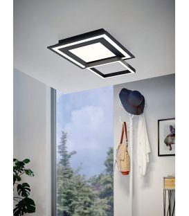 20W LED Lubinis šviestuvas EGLO CONNECT SAVATARILA-C Black 99312