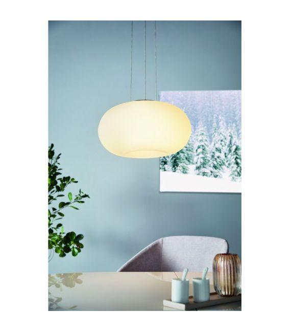26.8W LED Pakabinamas šviestuvas EGLO CONNECT OPTICA-C Ø45 98372