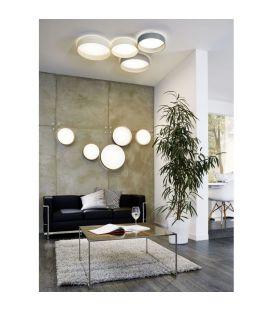 11W LED Lubinis šviestuvas PALOMARO Ø32 Taupe 93949