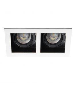 Įmontuojamas šviestuvas ARET 2 Black 26723
