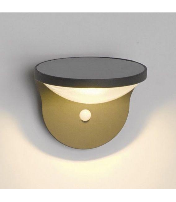 Sieninis šviestuvas DUSK LED