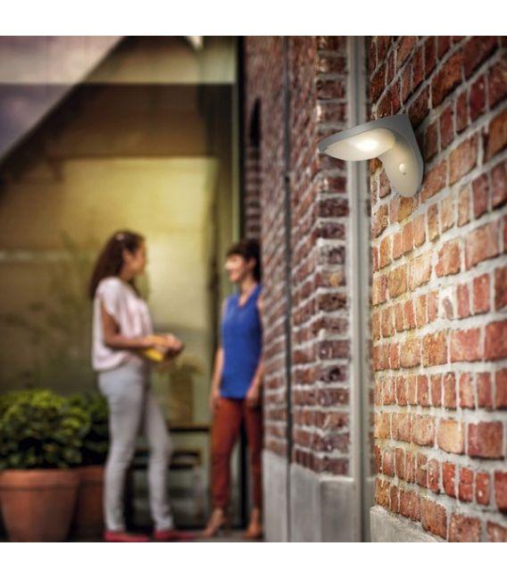 Sieninis šviestuvas DUSK LED IP44 17808/93/16