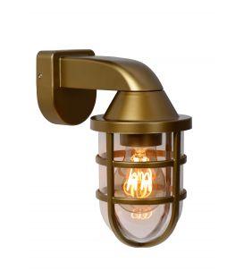 Sieninis šviestuvas LEWIS Brass IP44 29899/01/02