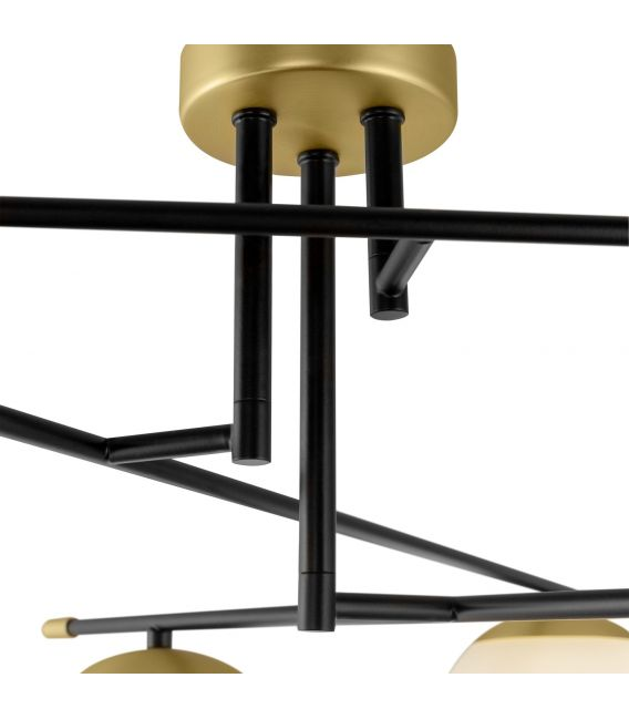 Lubinis šviestuvas NOSTALGIA 6 MOD048CL-06G