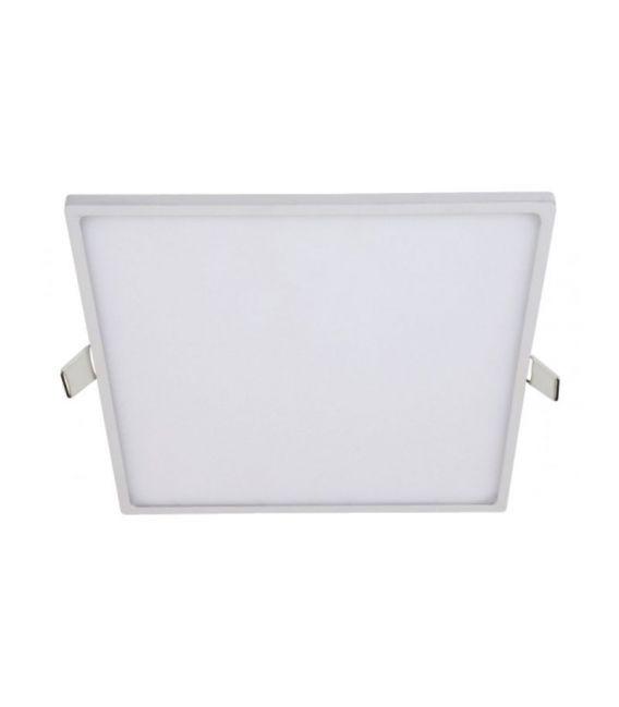 8W LED Įmontuojama panelė White Square 9x9 IP44 3000K LPSS-08WW WQ