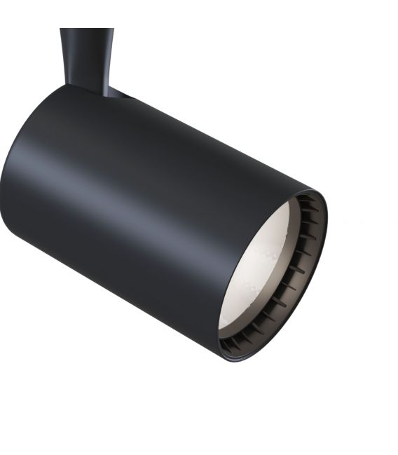12W LED Šviestuvas bėgeliui TRACK Black 1F 3000K TR003-1-12W3K-B