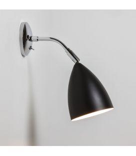 Sieninis šviestuvas JOEL Black A07157