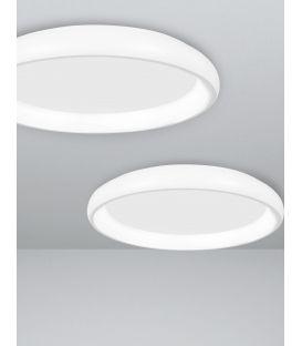 32W LED Lubinis šviestuvas ALBI White Ø41 Dimeriuojamas 8105605 D