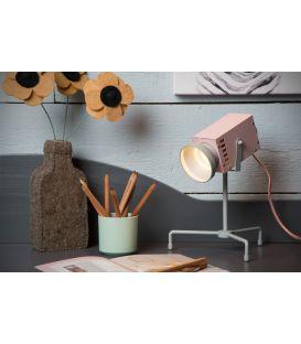 3W LED Stalinis šviestuvas BEAMER Pink 05534/03/66