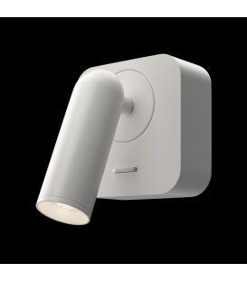 3W LED  Sieninis šviestuvas MIRAX White C039WL-L3W3K