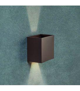 20W LED Sieninis šviestuvas DAVOS XL Corten IP65 7438