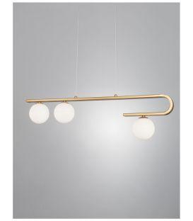 Pakabinamas šviestuvas CANTONA Gold 3 9960615