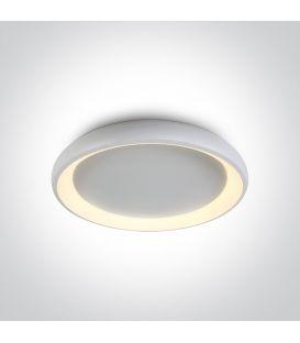 50W LED Lubinis šviestuvas White Ø61 62144N/W/W
